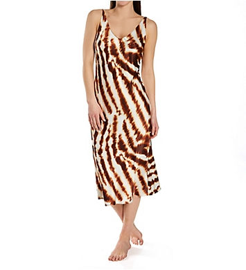 N by Natori Ethereal Tiger Gown