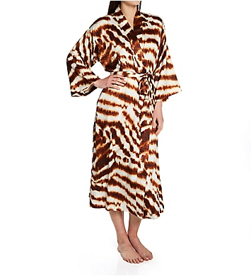 N by Natori Ethereal Tiger Robe