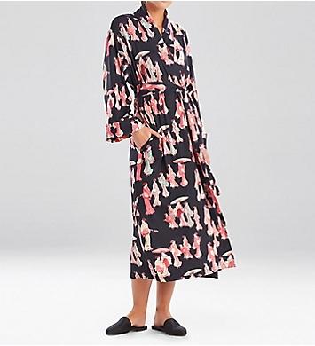 N by Natori Geisha Cozy Knit Robe