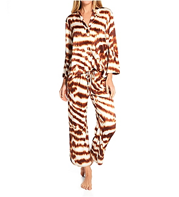 N by Natori Ethereal Tiger PJ Set