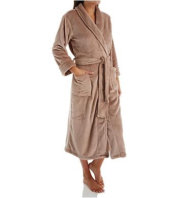 N by Natori Cashmere Fleece Robe