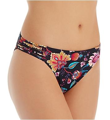 Nanette Lepore Spice Market Strappy Hipster Swim Bottom