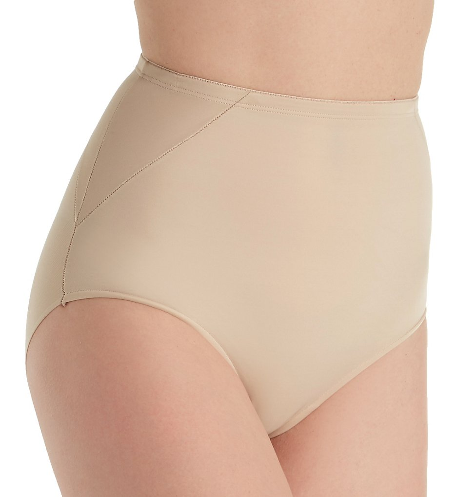 Naomi & Nicole - Naomi & Nicole 7344 Shapes Your Curves Waistline Brief (Cupid Nude M)