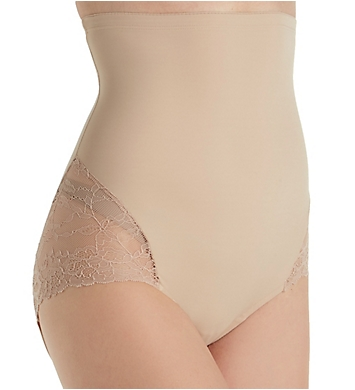Naomi & Nicole Lace Hi-Waist Shaping Brief