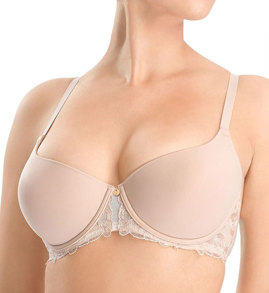 Natori Plus Support True Decadence Demi Contour Bra