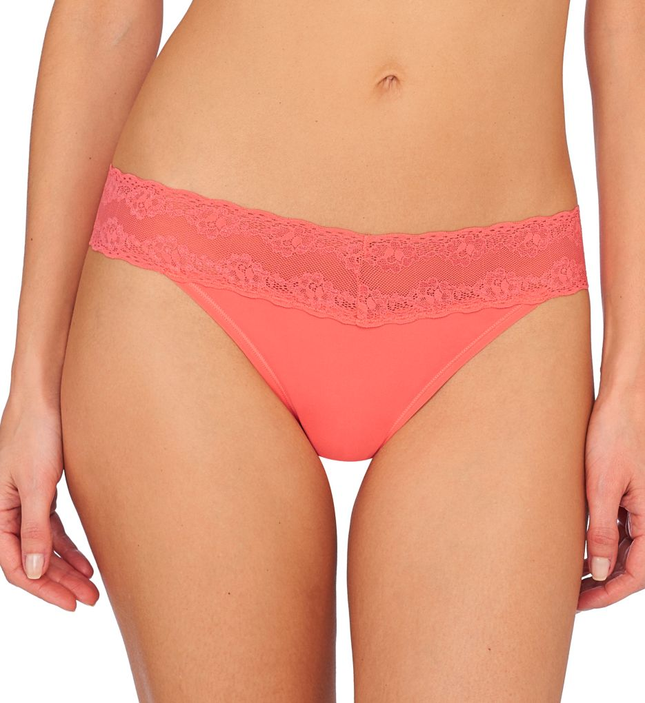 Natori Bliss Perfection One Size Thong - 3 Pack