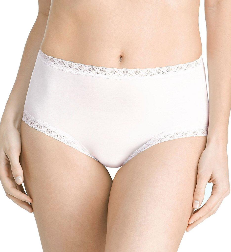 Natori - Natori 755058 Bliss Full Brief Panty (White XL)