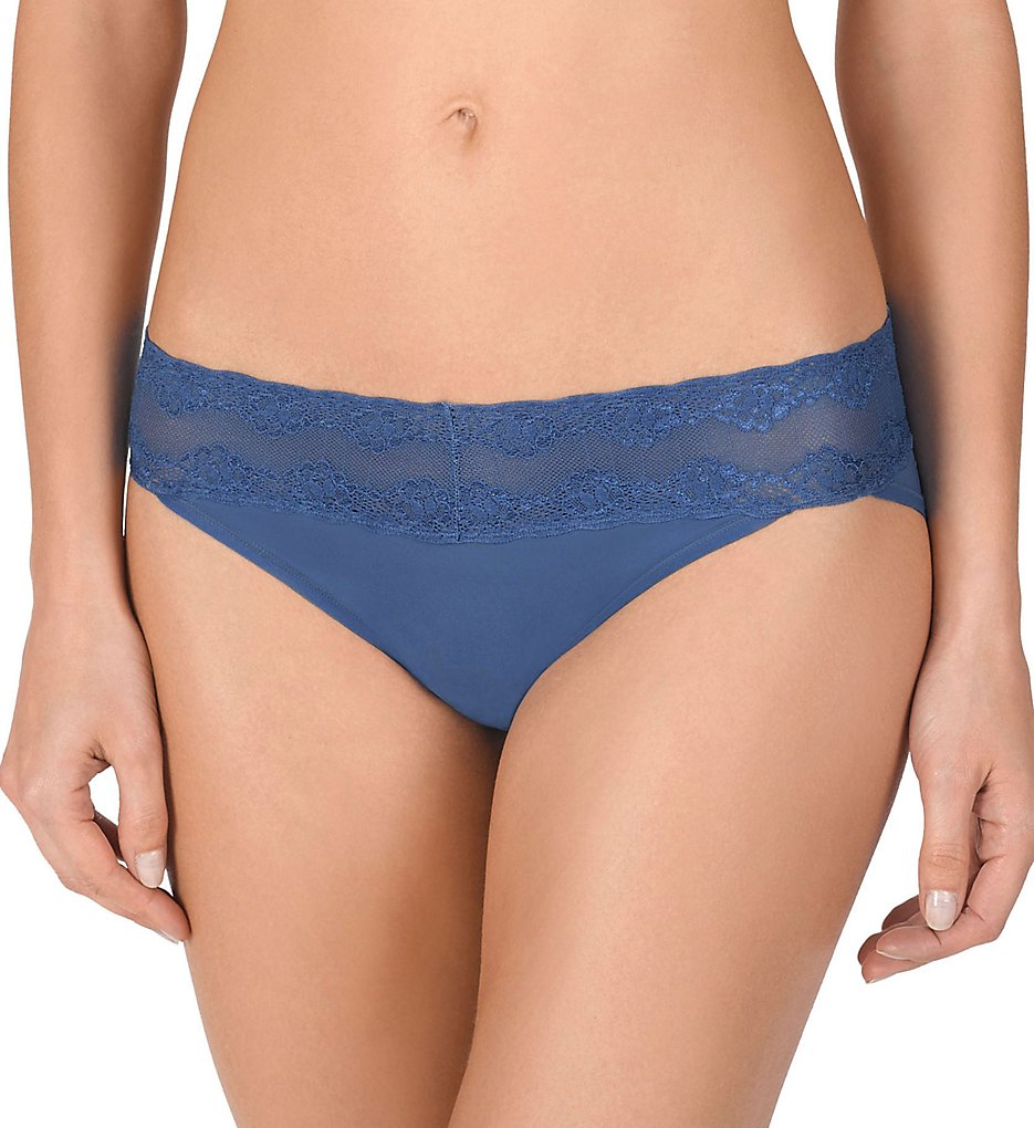 Natori 756092 Bliss Perfection One Size Fits All V-Kini Panty