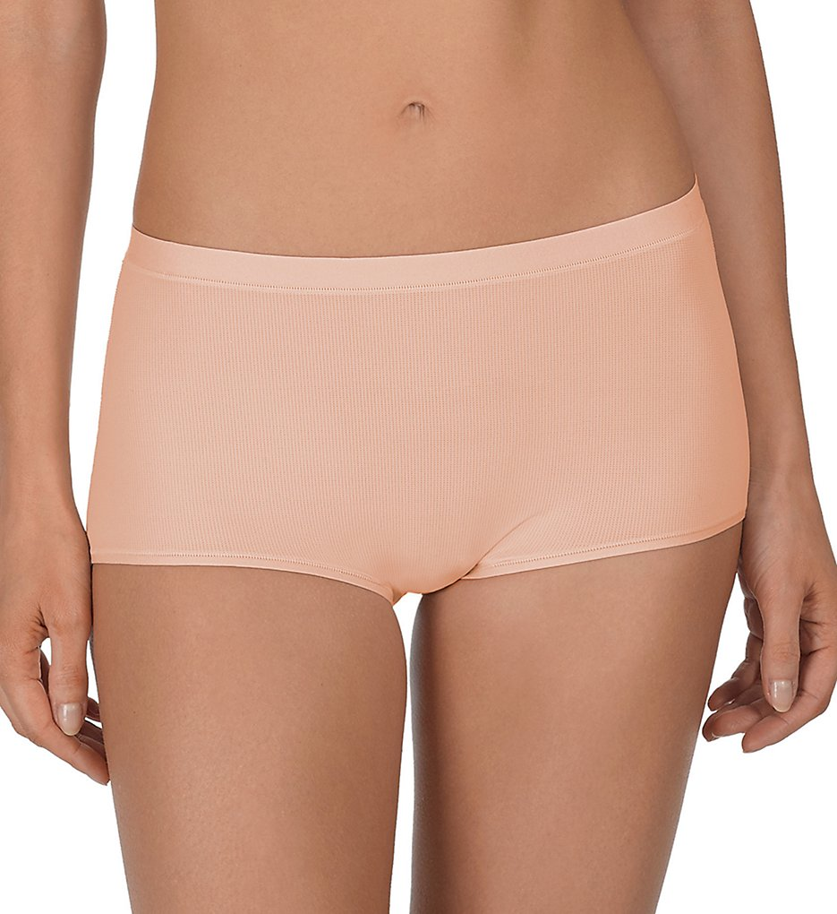 Natori >> Natori 772195 Limitless One Size Boyshort Panty (Golden Rose O/S)