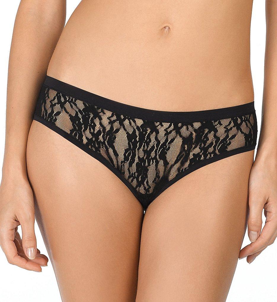 Natori - Natori 776171 Bliss Desire Hipster Panty (Black S)