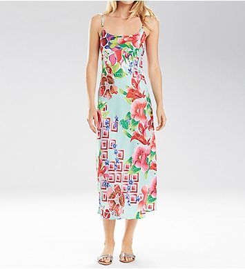 Natori Star Blossom Long Gown