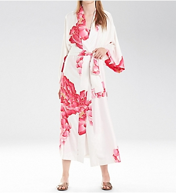Natori Peony Long Robe