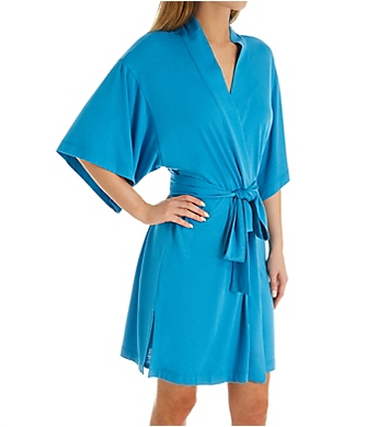 Natori Shangri-la Short Wrap Robe