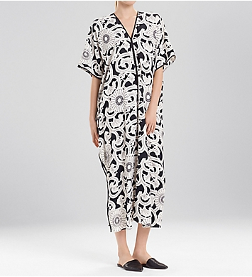 Natori Silk Road Long Caftan