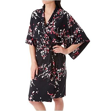 Natori Matsuri Printed Robe