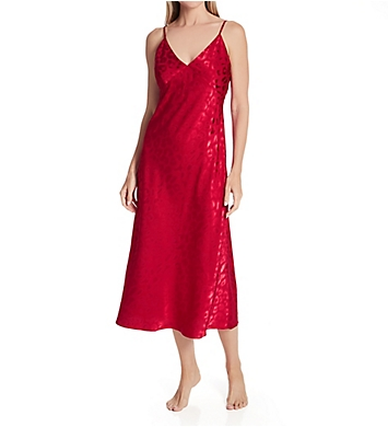Natori Decadence Animal Long Gown