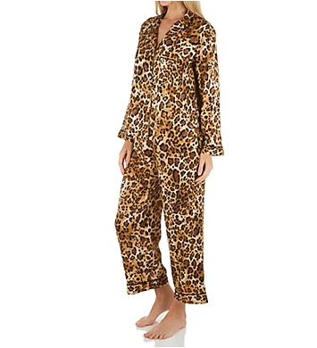 Natori Cheetah PJ Set
