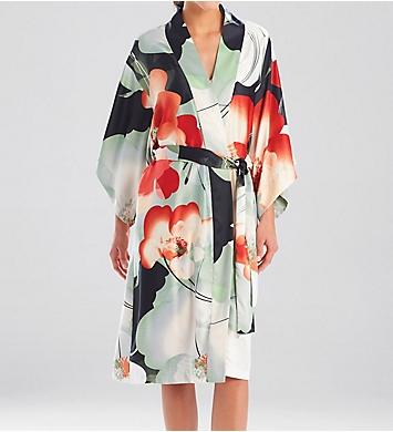 Natori Exotic Poppy Robe