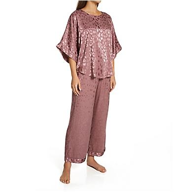 Natori Decadence Kimono PJ Set