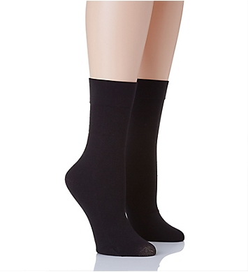 Natori Trouser Socks - 2 Pack