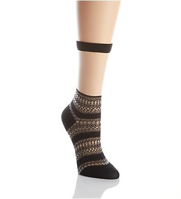 Natori Nouveau Sheer Crew Sock