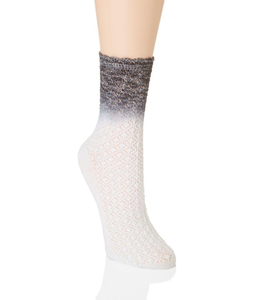 Natori Ombre Ankle Sock