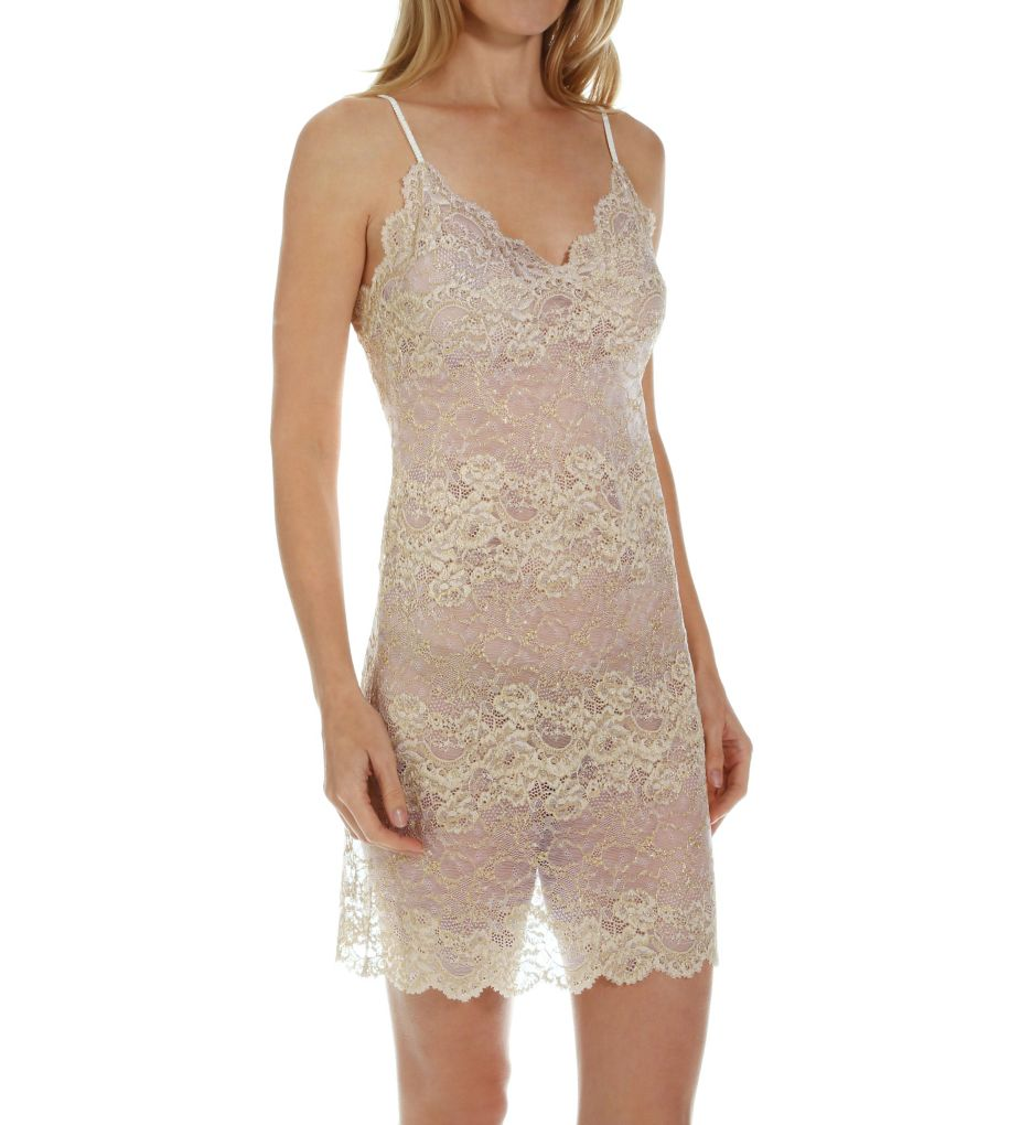 Natori Boudoir All Over Lace Chemise