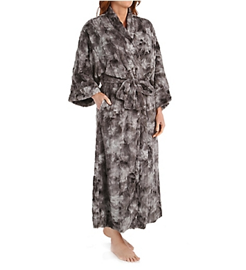 Natori Faux Fur All Over Fur Robe