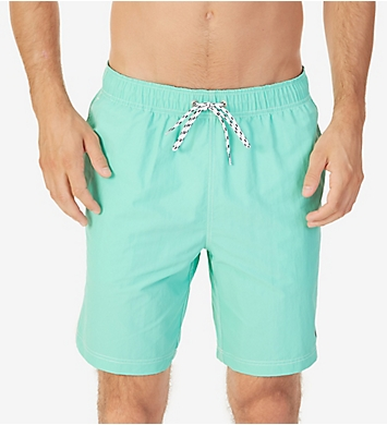 Nautica Tall Man Fashion Anchor Swim Trunk