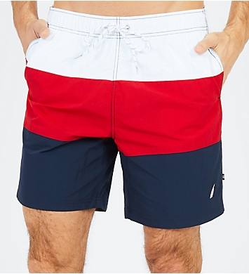 Nautica Tall Man Triblock Swim Trunk