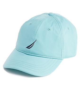 Nautica Jclass Anchor Logo Hat