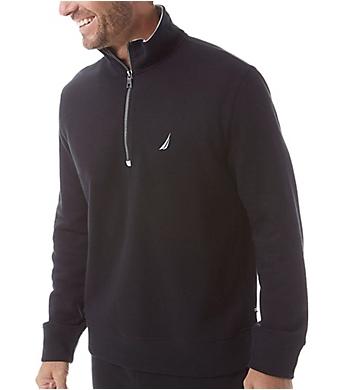 Nautica Fleece Long Sleeve 1/4 Zip Pullover