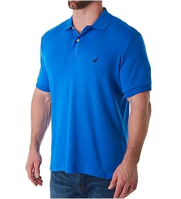 Nautica Anchor Fashion Solid Deck Polo Shirt