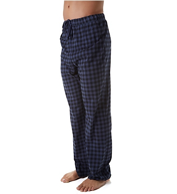 Nautica Sueded Jersey Plaid Lounge Pant