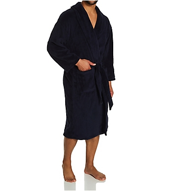 Nautica Solid Shawl Robe