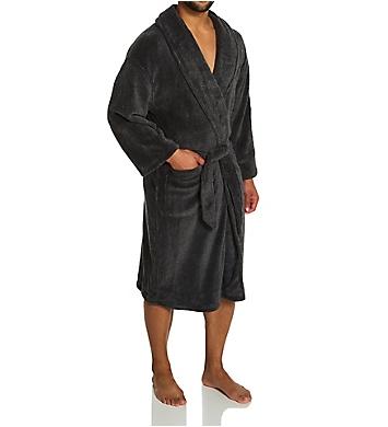 Nautica Marled Plush Robe