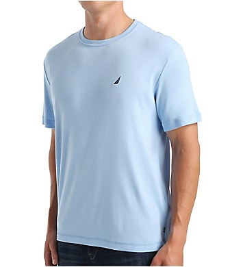 Nautica Anchor Cotton Short Sleeve Crew