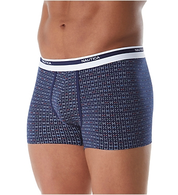 Nautica Cotton Stretch Trunks - 3 Pack