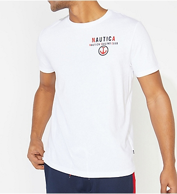 Nautica Tall Man Big 83 Crew Neck T-Shirt