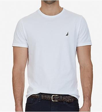 Nautica Big Man Solid Crew Neck T-Shirt