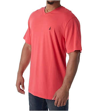 Nautica Tall Man V-Neck T-Shirt