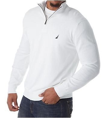 Nautica Cotton 1/4 Zip Sweater