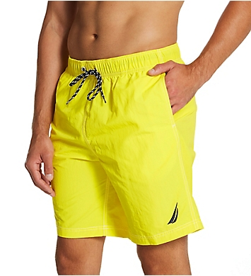 Nautica Quick Dry Signature Swim Trunk