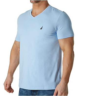 Nautica Short Sleeve V-Neck T-Shirt