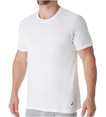 Nautica Cotton Crew Neck T-Shirt - 4 Pack