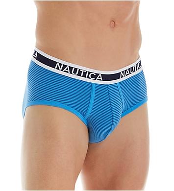 Nautica Cotton Stretch Briefs - 5 Pack