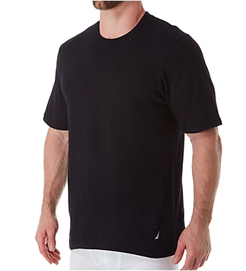 Nautica Cotton Crew Neck T-Shirts - 3 Pack