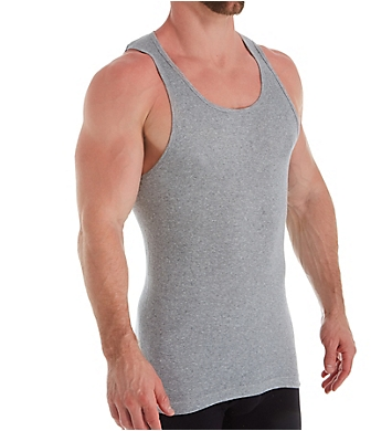Nautica Cotton Ribbed Tanks - 3 Pack