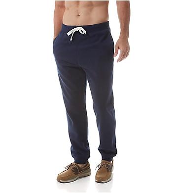 Nautica Big Man Knit Ribbed Cuff Lounge Pant