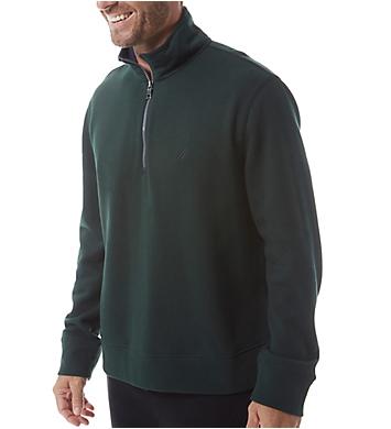 Nautica Tall Man Fleece Long Sleeve 1/4 Zip Pullover